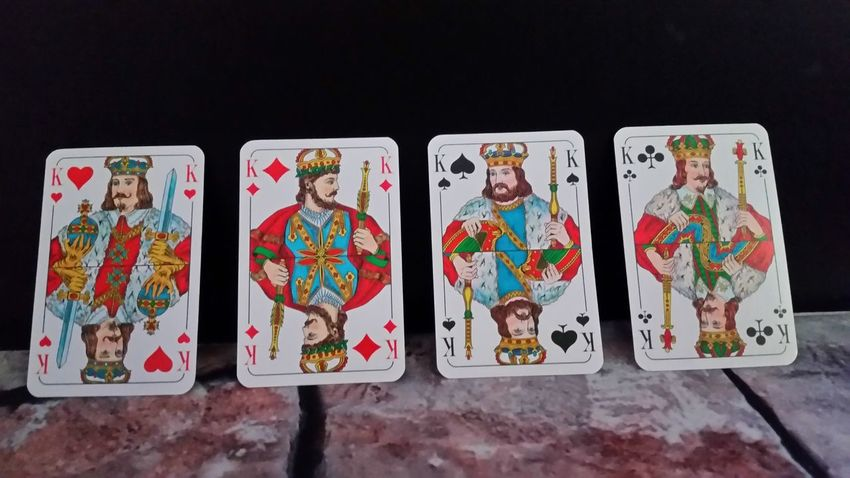 Die vier Könige