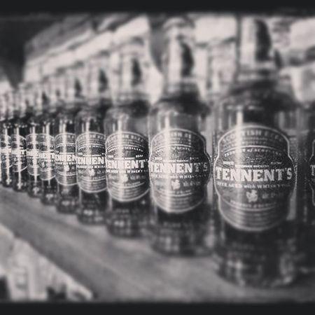 Tennents Scozia Beer Pub Blackandwhite Birra Picoftheday Picture Italy Foto
