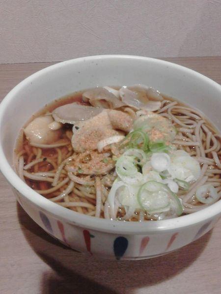蕎麦 飯山駅の蕎麦屋 Food And Drink Bowl Soup Food Ready-to-eat Indoors  No People Soup Bowl Close-up 🇯🇵 Japan Japanesefood Japanese Soba Noodle
