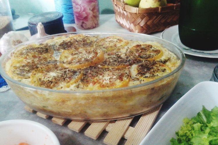 Torta Torta De Soja Cozinha