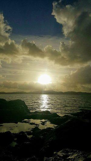 Sunshine Landscapes Sea Enjoying Life EyeEm Nature Lover Beautiful Day Autumn🍁🍁🍁