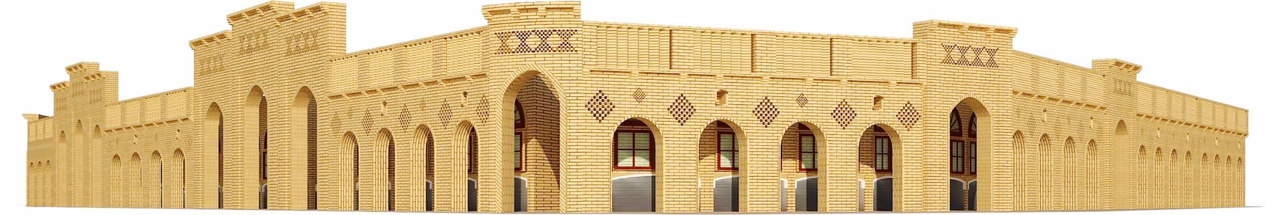 ARCHITECT Architecture Kurdistan RePicture Growth Architects Architecture_collection Erbil City Citadel Erbil