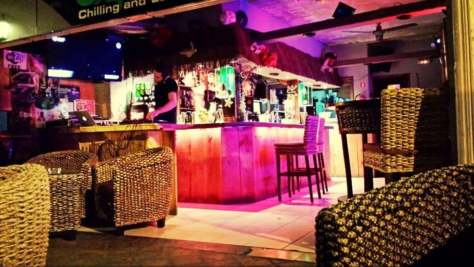 Best bar, Mumba Tenerife Relaxing Hanging Out Enjoying Drinks !! Tenerife