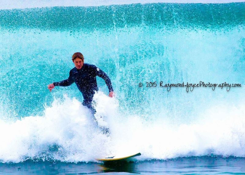 Surfer Dude on the verge of getting swallowed up! Surfing Surfingmalibu Surfingphotography Surfingislife Surferdude SurfingUSA Zumabeach Waves Crashing