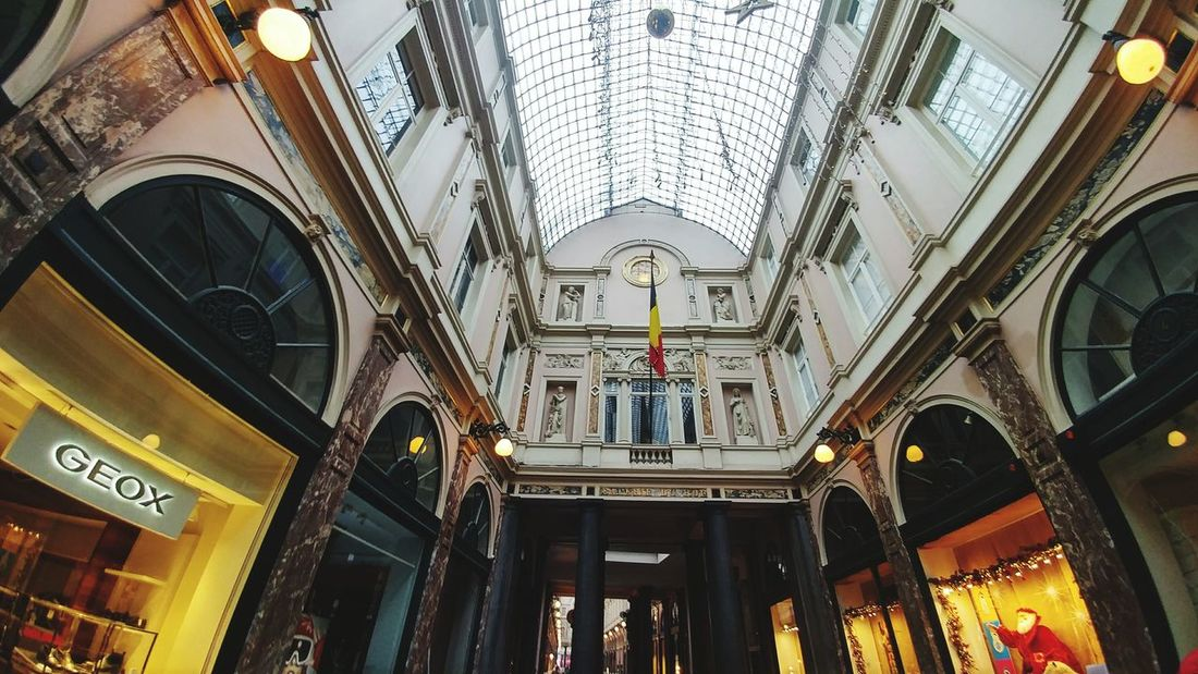 Architecture Old Town Tourism Brussels Belgium Bruxxels