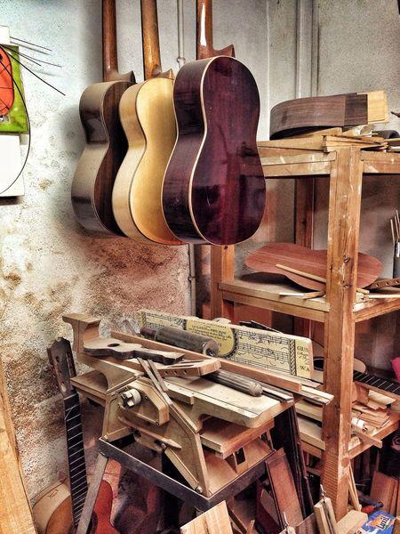 Luthier Guitar Spanish Guitar Guitarra Guitarra Española Wood Wooden Taller Hand Made Handycraft