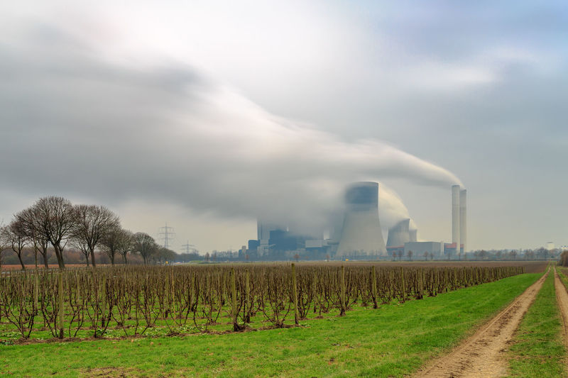 Apocalypse Braunkohle Climate Change Co2 CO2 Emissions Coal Fired Power Station Dampf Energiewende Energy Environment Environmental Issues Extreme Weather Factory Klimawandel Landscape Nature Niederaussem Niederaussem No People Outdoors Power Plant Smoke Social Issues Storm Cloud Urban Skyline