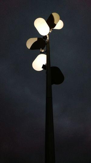 Lamppost Streetlamp Poste Luz Carandiru