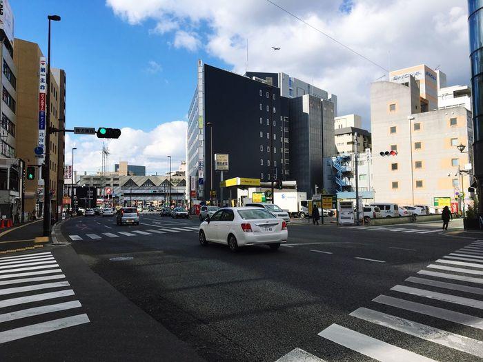 Japan Hukuoka, Japan Cityscapes City Jurney
