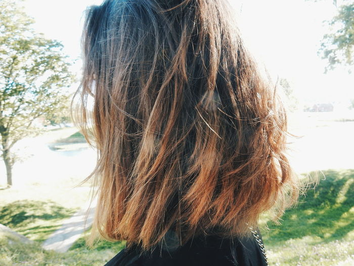 windy hair Hair Hairstyle Hairs Hair Style Windy Hair Profile Unrecognizable Person Young Women Part Of Body Live For The Story