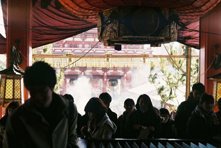 浅草浅草寺。 Tokyo Filmisnotdead Leica3f Summitar EyeEm Best Shots