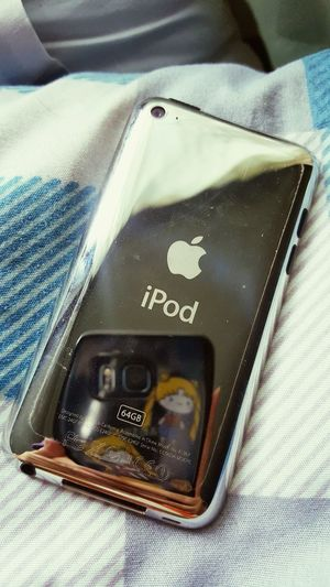 When my old iPod is still working...❤ Ipod Gadget Photography