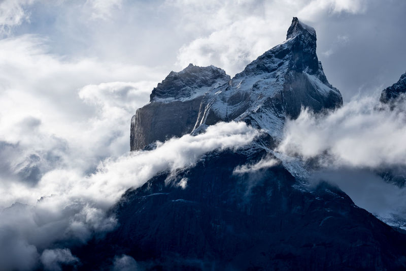 Adobe Photoshop FUJIFILM X-T2 Patagonia Chile Beauty In Nature Cloud - Sky Cuernos Del Paine Fujifilm Idyllic Landscape Low Angle View Majestic Mountain Mountain Peak Mountain Range Nature No People Non-urban Scene Outdoors Patagonia Scenics - Nature Sky Snowcapped Mountain Torres Del Paine Tranquil Scene Tranquility The Great Outdoors - 2018 EyeEm Awards