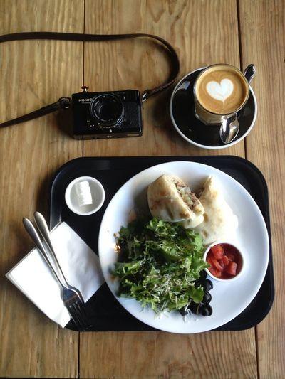 Lunch Camera