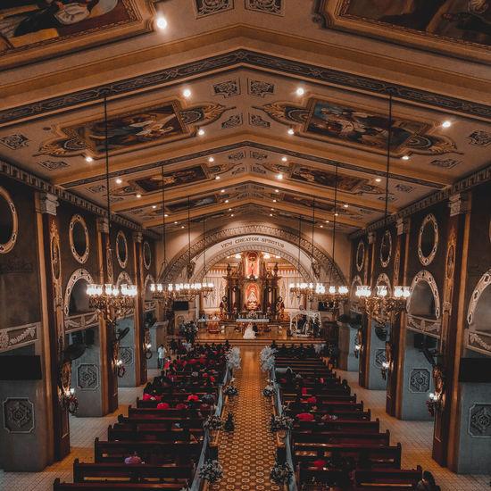 Wedding Archi EyeEm Ready   Claw Wedding Wedding Photography Church Light And Shadow
