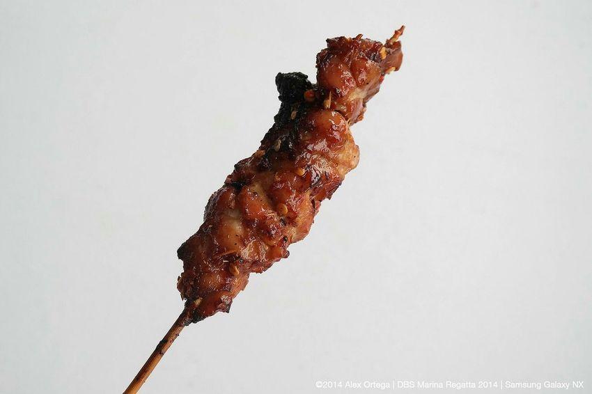 Satay Meat Skewers Foodporn Sgfood