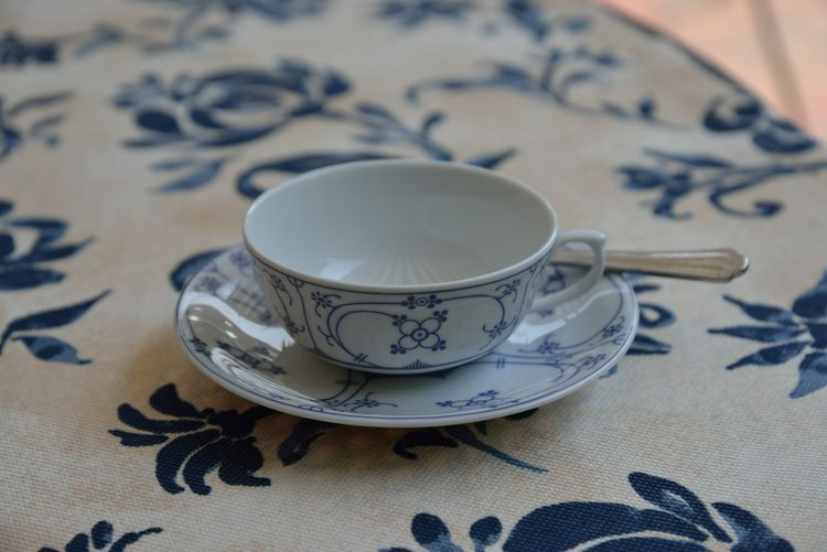 Teacup Close-up