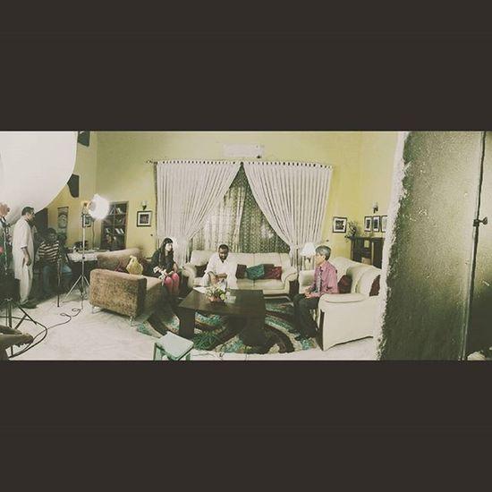 dramashoot Sitcom Ptv upcoming I acting Lahore Pakistan Sorendom
