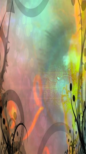 Enjoying Life Passion For Edits Abstract Art The Illusionist by charmin
