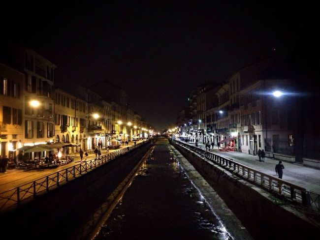 Tonite Navigli Night Lights Nightphotography Taking Photos From My Point Of View