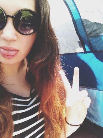 Crazy hair Selfie Hair Girl That's Me