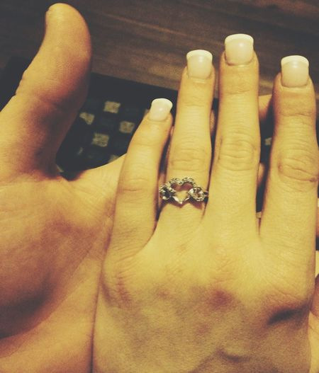 """""""I promise to always love you"""" Promisering Boyfriend❤"""