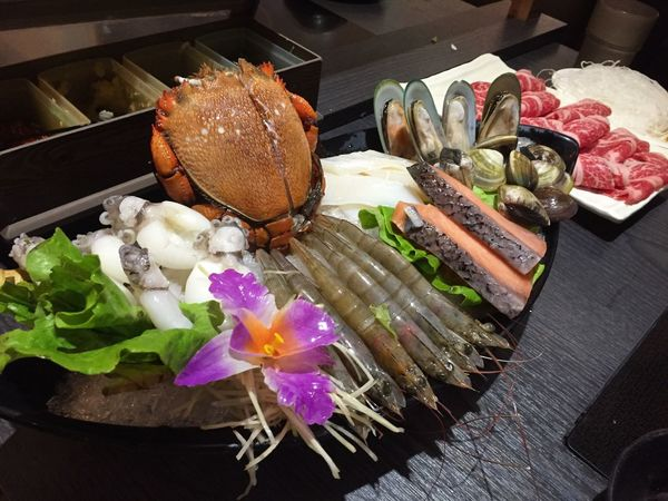 Food Seafoods Chafing Dish