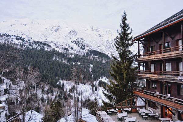 Snow for me it's magic. Never grew up with it and it all sounded like MAGIC. French Alps Winter Season Les Allues Ski Resort  Chalet Meribel Snow Winter Cold Temperature Mountain Weather Nature Tree