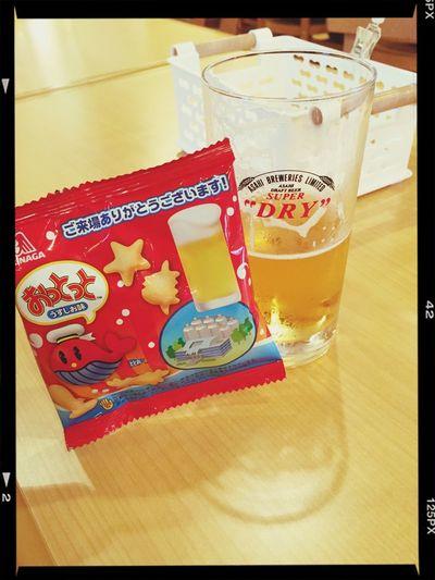 ビール工場 試飲