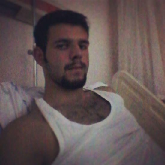 Hastahanede de olsak fotoya devam..:) Selçuk Kbb Burun Tampon ve ağrı sızı