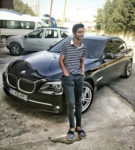 Bmw 740 My Car♥
