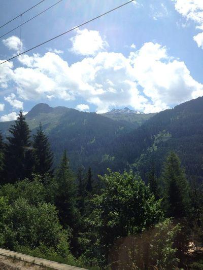 Austria Mountains Nature