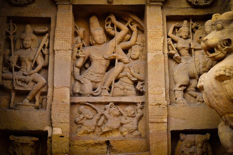 Ancient Stone Sculpture History Ancient Ancient Civilization Architecture Devotional Indian Culture  Religion Art Nikon D3300