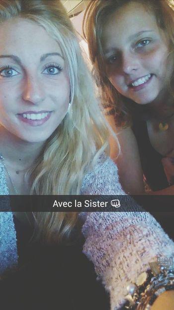I love you. Sister Love♡