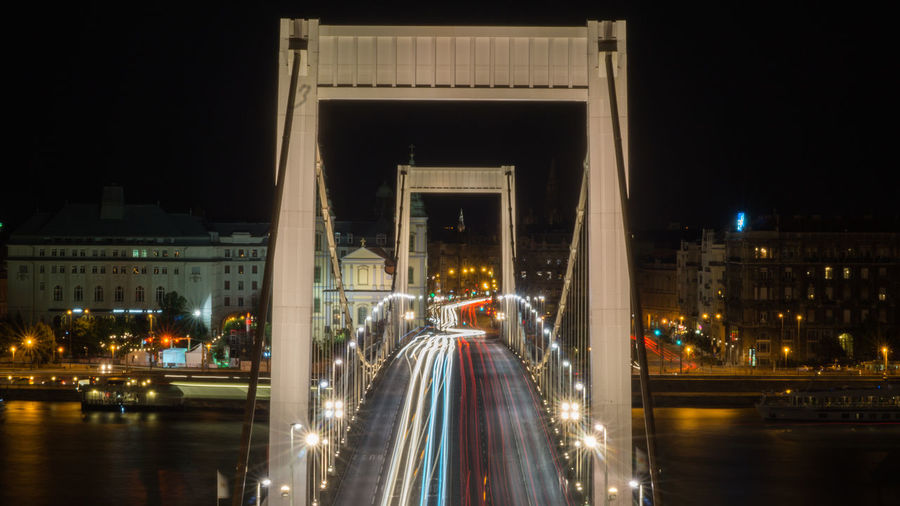 Budapest Night Architecture Cityscape Water Outdoors City Budapest Brıdge Bridge Over Water