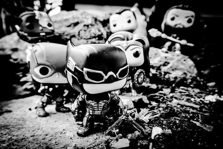 No People Close-up Day Outdoors Popvinyl Funko DC Comics Justice League Photooftheday Toysphotography Sony Toyphotography Monochrome Nature