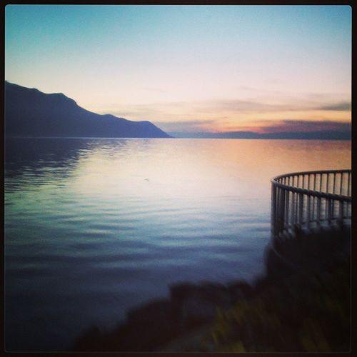 Manchi solo tu.. Lac Montreux Quantilestbeau Nostalgia panorama
