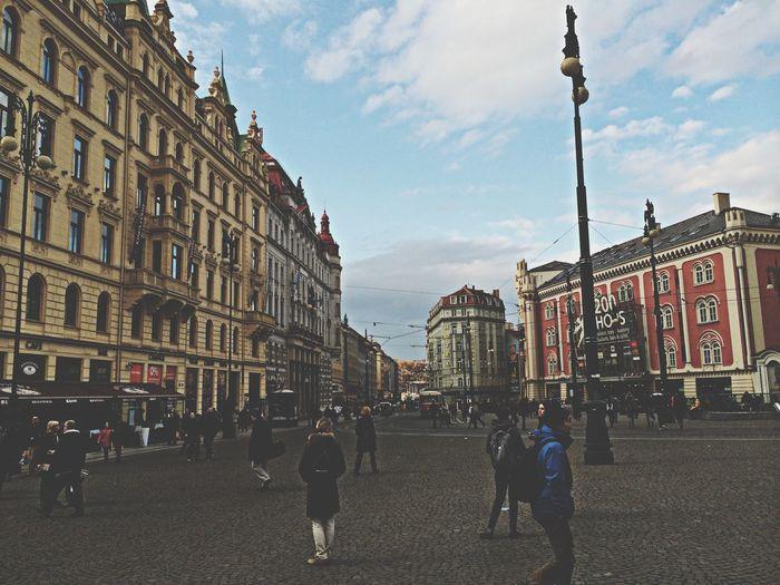 Praha City