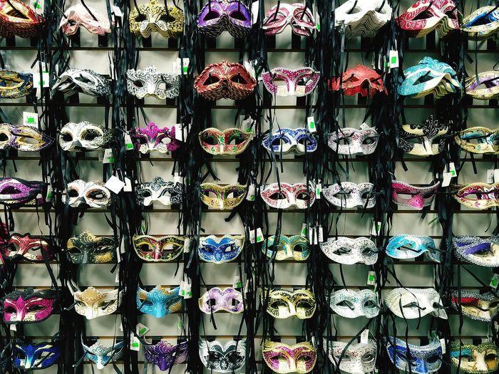 masquerade Retail  Masked Mask Collection Masquerade Masquerade Ball Faces Market Wall Art