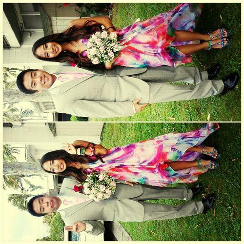 Brother's Junior Prom :)