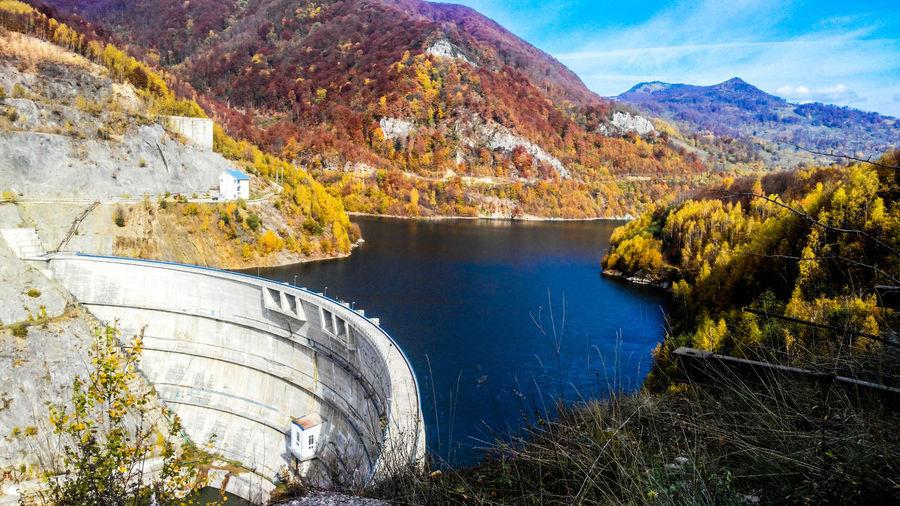 Dam Water No