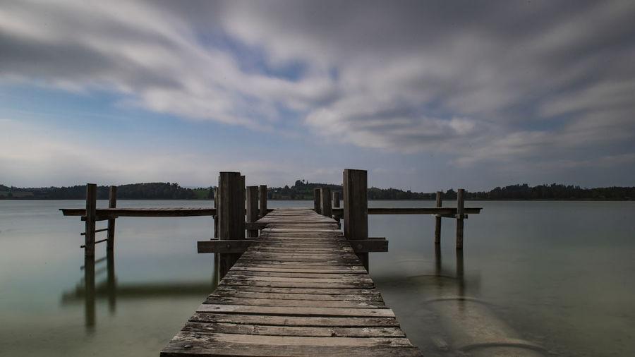 Water Sky Pier