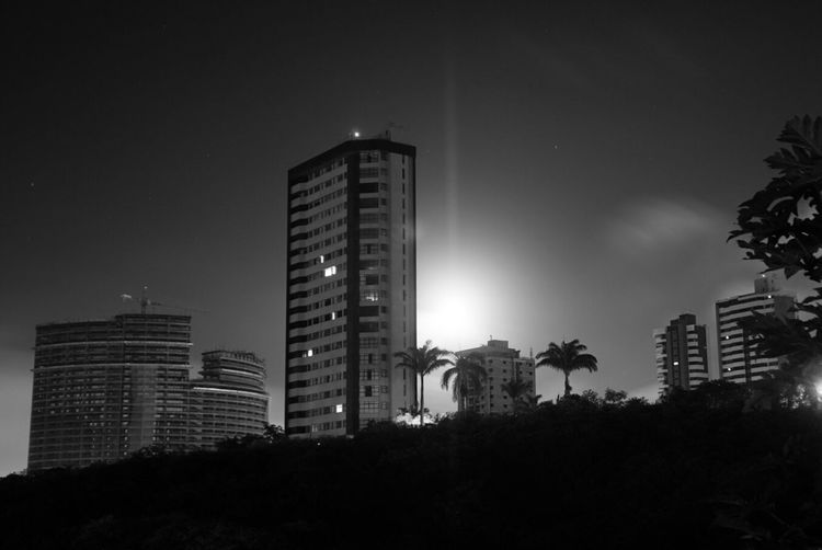 Campina Grande City at Night The Great Outdoors With Adobe