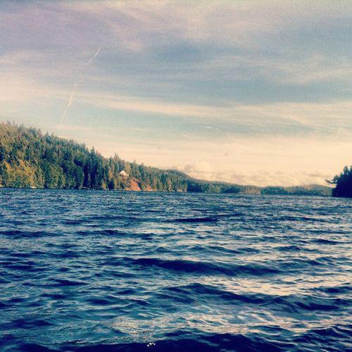 Ragnerudssjön Färgelanda Sweden Water Sea