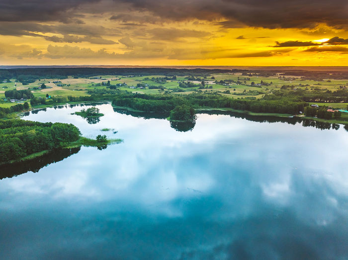 Lithuanian nature Aerial Shot DJI Mavic Pro DJI X Eyeem Drone  Lithuanian Nature Aerial Aerial View Beauty In Nature Cloud - Sky Environment Idyllic Landscape Mavic Mavic Pro Nature No People Non-urban Scene Outdoors Plant Scenics - Nature Sky Tranquil Scene Tranquility Water The Great Outdoors - 2018 EyeEm Awards