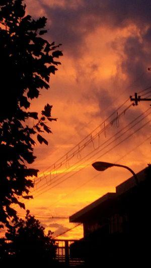 夕焼け 夕方 Sunset Sky