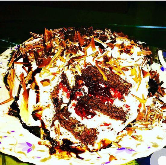 Show Us Your Takeaway! Strawberry Cake Whiteforestcakecake Fruitandnuts