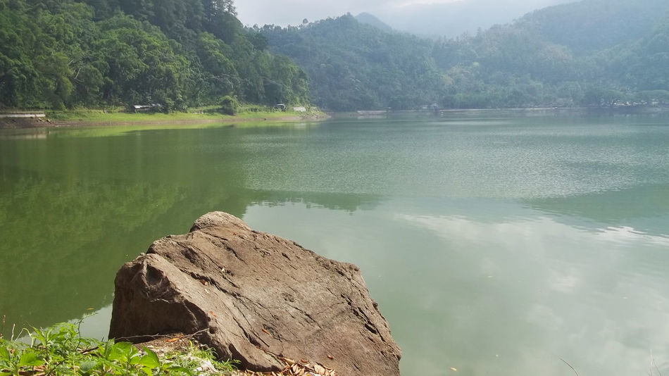 Nature Lake View Nature Nature Photography Beauty In Nature Day Forest Lake Lake View Lakeshore Lakeside Mountain Nature Nature Lake No People Outdoors Reflection Rijall Rijall Blues Rijallblues Rock - Object Scenics Sky Tranquil Scene Tranquility Tree Water