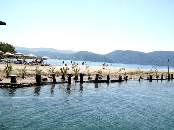 Akyaka Taking Photos Holiday Summer Views