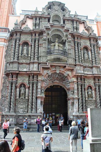 Iglesia de la Merced Church Church Architecture City Men Women Place Of Worship Arch History Architecture Building Exterior Built Structure